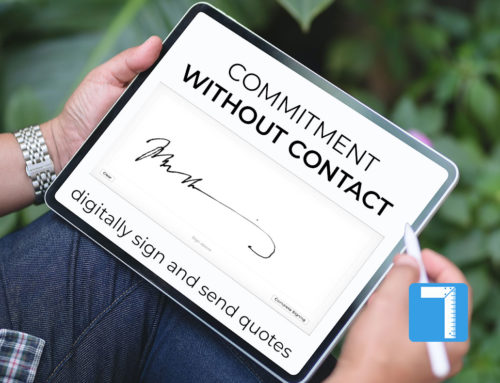 Commitment Without Contact: Digitally Sign Quotes and Proposals