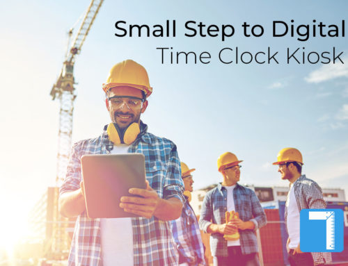 A Small Step to Automation: Digital Time Clock Kiosk